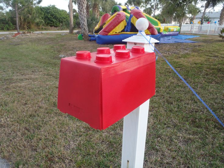 98 best images about mailbox ideas on pinterest around for Creative mailbox ideas