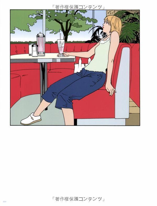 Amazon.co.jp: WORKS: 江口 寿史: 本
