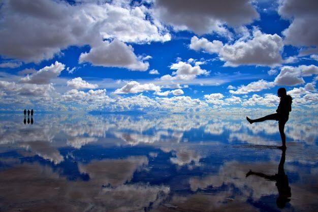ユウニ塩湖❤️