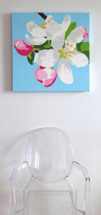 Buy Apple Blossom, Acrylic painting by Susan Porter on Artfinder. Discover thousands of other original paintings, prints, sculptures and photography from independent artists.