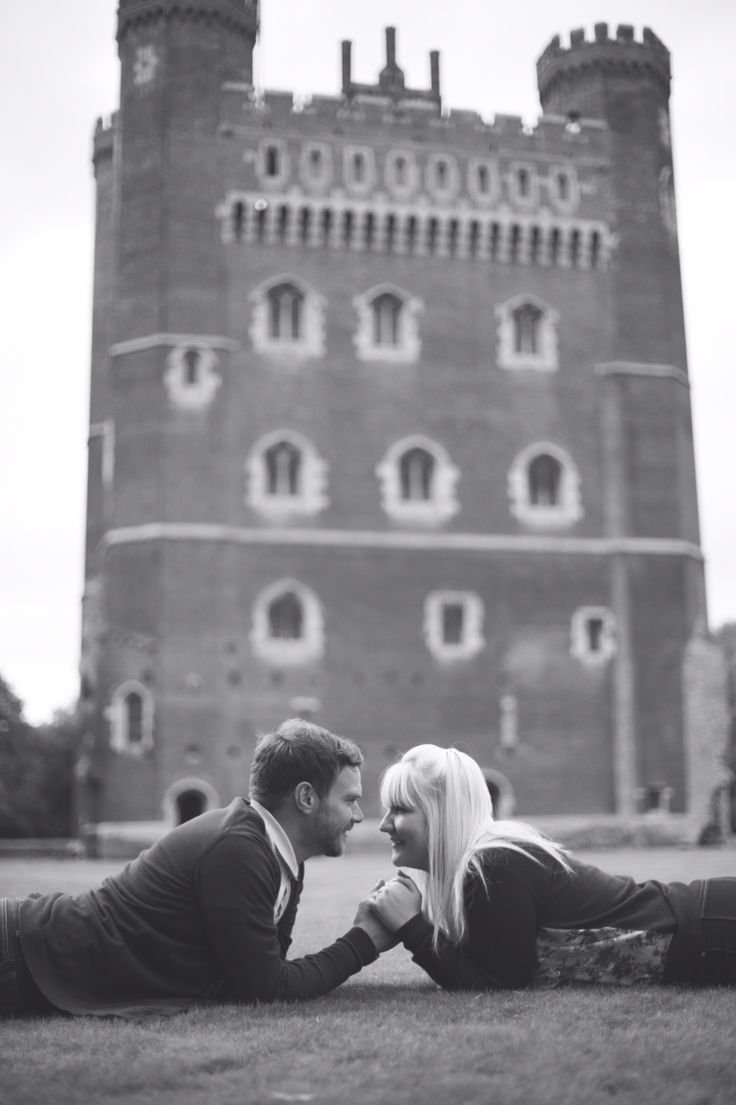 Tattershall castle save the date