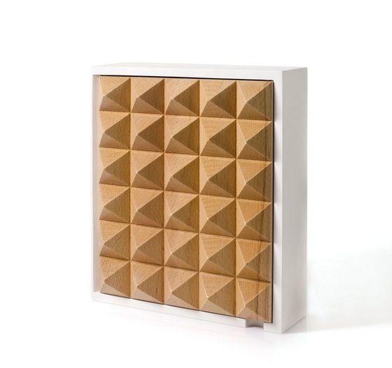 Image of Pyramid Keybox White