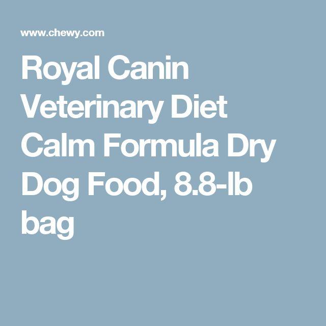 Royal Canin Veterinary Diet Calm Formula Dry Dog Food, 8.8-lb bag