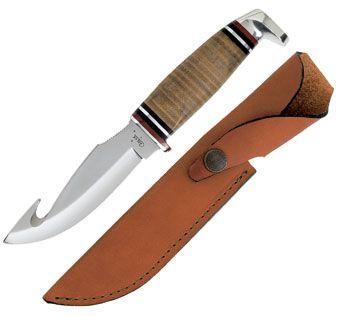 Case 517 375-4G Gut Hook Fixed Blade Hunter Knife - $72.65 #Knives #Case