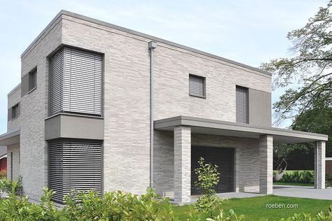 Röben Klinker Bricks | Einfamilienhaus | Klinker …