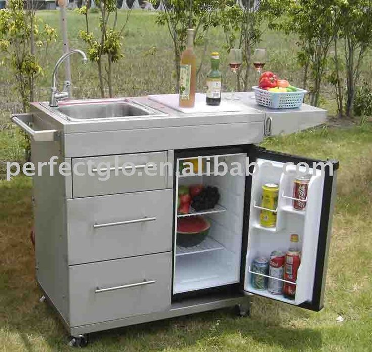 Stainless Steel Modular Kitchen Cabinets: 17 Best Ideas About Modular Outdoor Kitchens On Pinterest