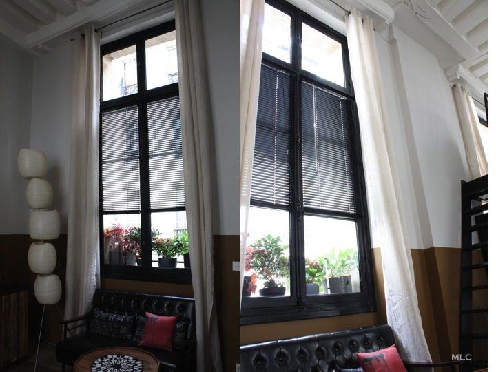 les 25 meilleures id es concernant store venitien sur. Black Bedroom Furniture Sets. Home Design Ideas