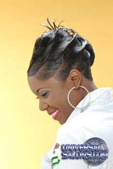 1000 ideas about african american hair salons on