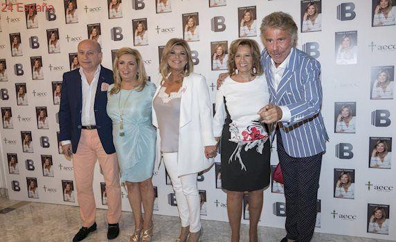 María Teresa Campos reaparece para apoyar a Terelu