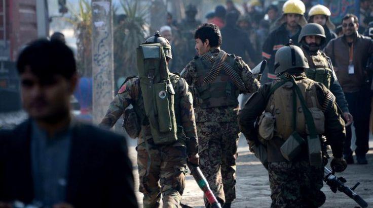 Siete muertos en un ataque cerca del consulado paquistaní en Afganistán