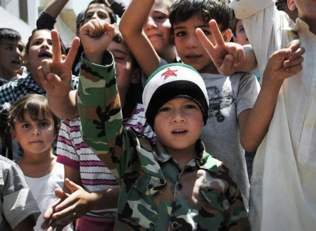 Young Syrians Hopeful For The Future