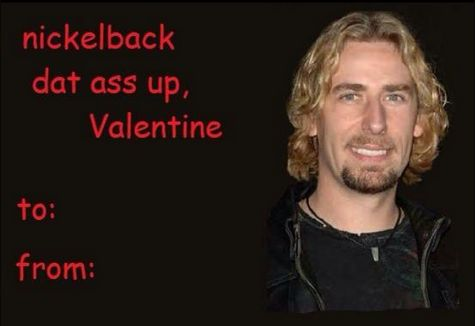 nickelback valentine's day card