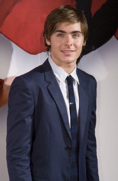 Zac Efron - High School Musical 3: Senior Year - Madrid Premiere