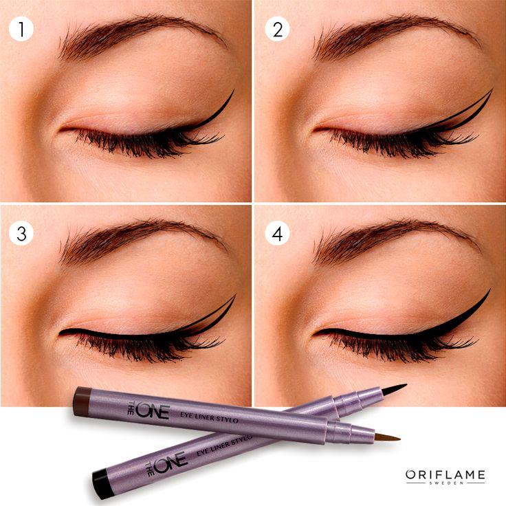 #OriTip ¡Sigue estos pasos y logra unos cat-eyes perfectos con tu color…