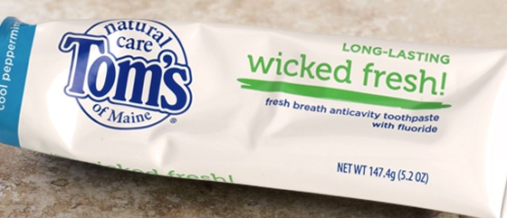 This toothpaste really lives up to it's name.