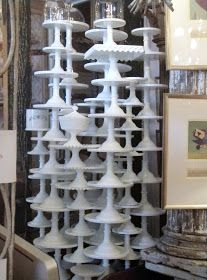 You have to know exactly where you're going on Abbot Kinney Blvd. to find Sue Balmforth's shop, Bountiful, in Venice, CA.  ...