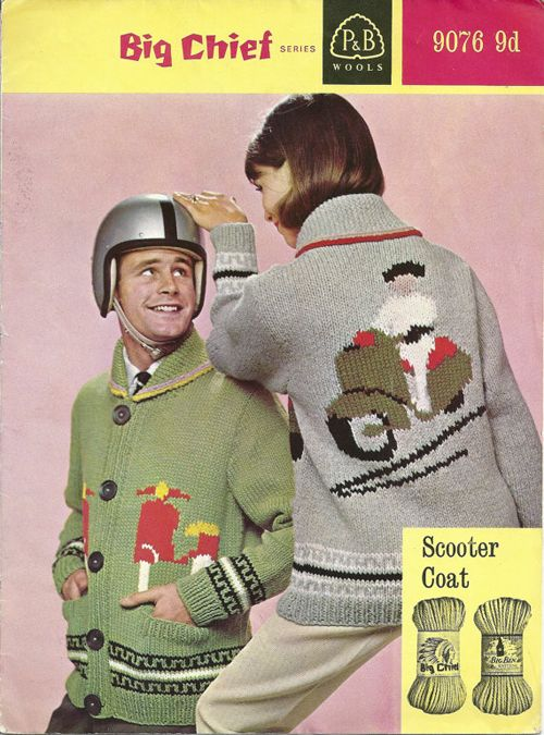 Scooter knits