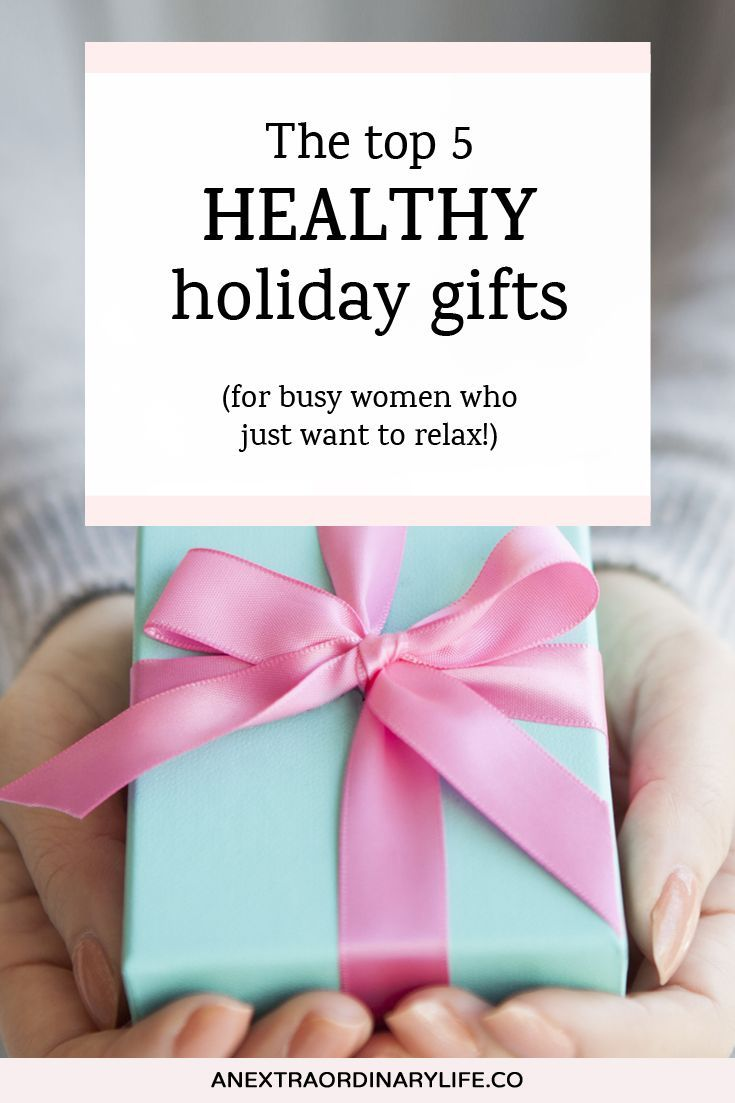 Are you a busy woman who doesn't know what to ask for for Christmas ... you just know you want something that's good for you and can help you relax? Click here to read the 5 healthy holiday gifts that keep on giving ALL throughout the year. Perfect for busy moms who never think of themselves ;)
