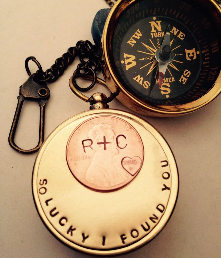 A personal favorite from my Etsy shop https://www.etsy.com/listing/269765599/groom-wedding-gift-working-compass-key