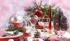 Альтернативное меню для встречи Нового года - новый год, меню, легкие закуски, десерт, освежающие напитки