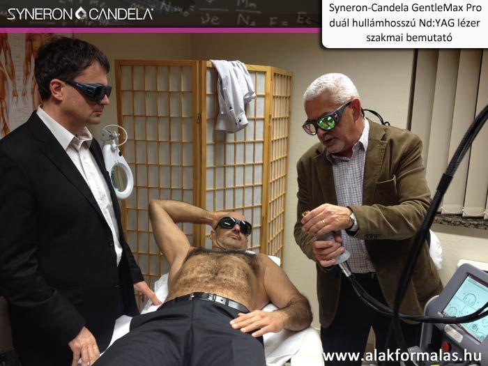 Hamish McNair, a Syneron-Candela vállalat alkalmazás specialistája kezelési bemutatót tart a Candela GentleMax Pro -val. #candela #syneron #gentlemax #orvosi #laser #HairRemoval #centerkft http://alakformalas.hu/Hirek-erdekessegek/candela-piacnyito-orvosi-rendezvenyrol.html