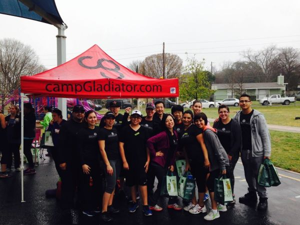 Despite the rain and cold weather on Saturday March 8th, 2014, Rose Dental Group employees joined Camp Gladiator for an awesome interactive workout to raise awareness for Austin Affiliate of Susan G. Komen for the Cure®!  We are so proud to proud to partner with Komen Austin! #RDGinCommunity #Komen