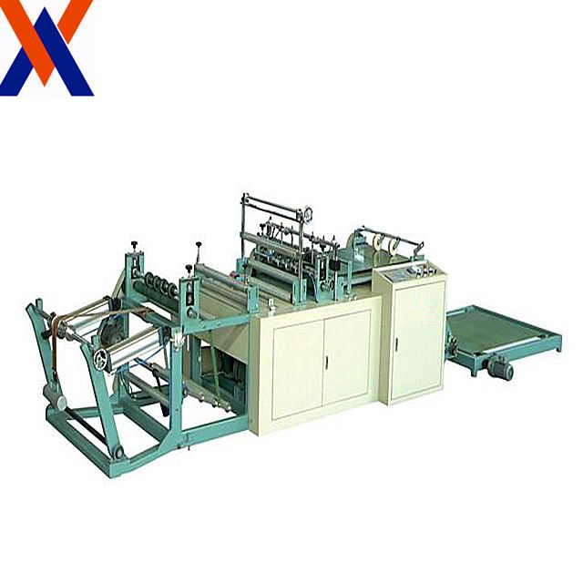 PP woven bag cutting and sewing machine for portable bag sewing machine