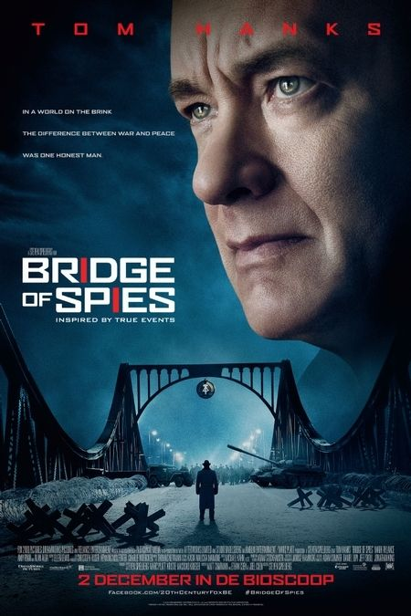 James Donovan, een advocaat uit Brooklyn, krijgt de opdracht van de CIA om een gegijzelde U-2 piloot vrij te krijgen tijdens de Koude Oorlog. Deze film is niet aangeraden voor kinderen jonger dan 12 jaar.
