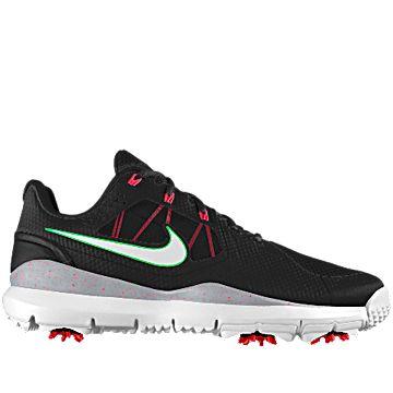 Miami Nights   Nike TW '14 iD Men's Golf Shoe from NIKEiD. #MYNIKEiDS