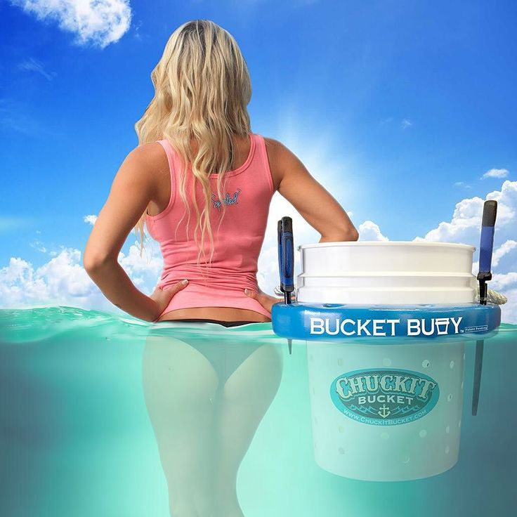 NOW AVAILABLE AT BucketBuoy.com  PLEASE #follow @bucket_buoy  The Bucket Buoy is a #bucket floatation device that fits most 5 gallon or 3.5 gallon buckets. The Bucket Buoy has multiple uses. It can be used as a #floating live bait bucket or #cooler  #fishon #fisherman #fishing #fishingpro #chuckit #livebait #itfloats #inshorefishing #inshore #fishingboat #fishinglife #fishingislife #fishingrod #fishingtime #fishingtrip #fishingpole #fishingboats #buckedup #getbuckedup #camphouse…