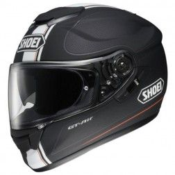 Shoei Black Red Helmets