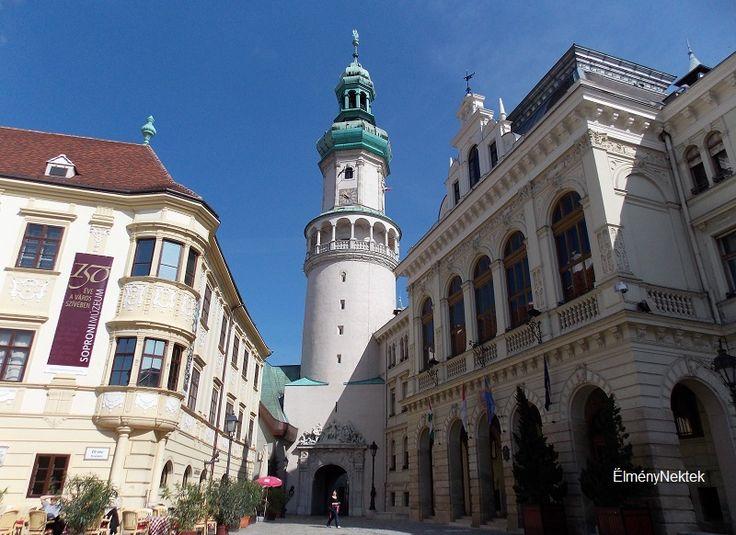Sopron, Hungary   mikor+a+toronyőrök+kiabáltak,+trombitáltak,+fáklyákkal+és+zászlókkal+integettek,+akkor+nagy+valószínűséggel+már+baj+volt,+de+esemény…