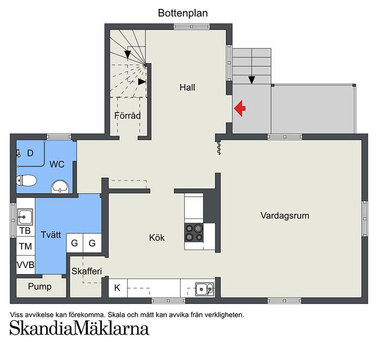 Norrunda Bånghagen 1, Linghem | Gård | SkandiaMäklarna