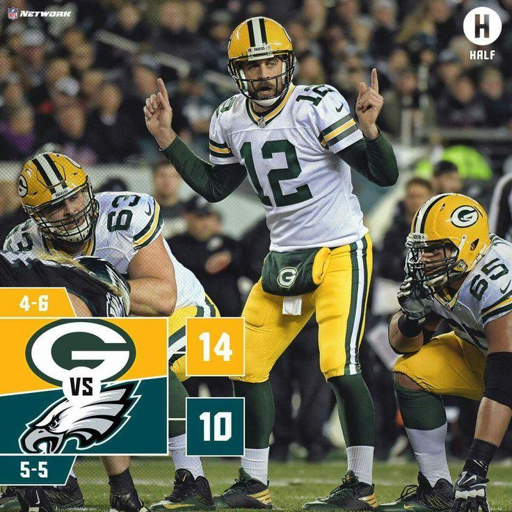 Packers vs Eagles