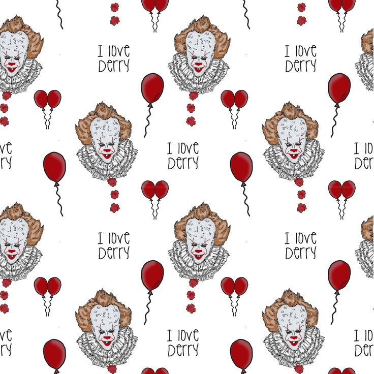 pennywise it stephen king illustration