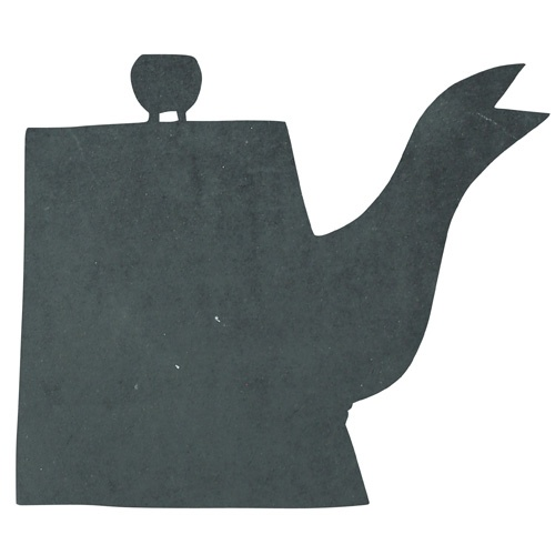 $19.60 / €14,95 Black teapot #vtwonen #shop #decoration #kitchen #tea
