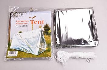 Emergency Tent  For Your First Aid Pack