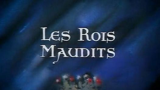 """""""Les Rois maudits"""" (1972) - 6 Episodes - Générique"""