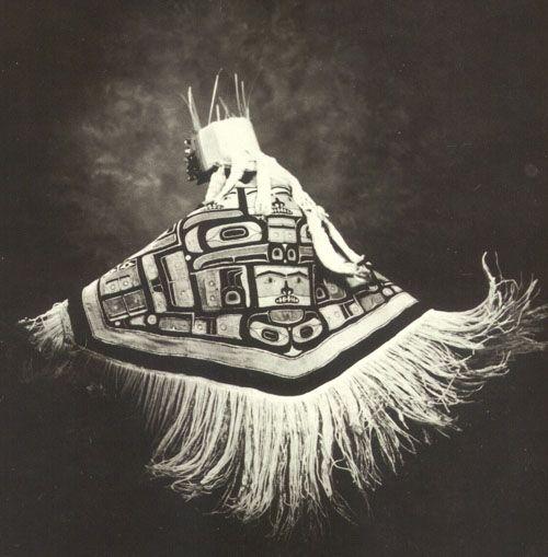 chillkat kappe af tlingit folket