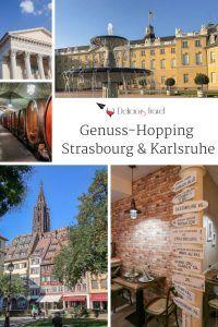 Die Idee hat mir sofort gefallen: drei Tage, zwei Länder, eine Reise – als Deutsch-Fr …   – Reiseblog Delicious Travel