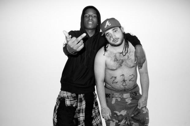 ASAP Rocky (Shot by Terry Richardson)