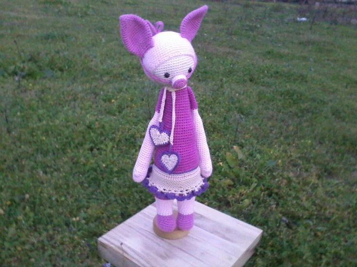 Piglet Amigurumi Free Pattern : 590 best lalylala images on pinterest amigurumi patterns puppets