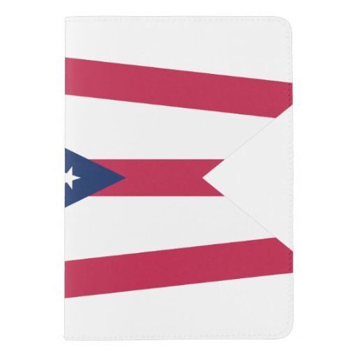 Ohio flag, American state flag Passport Holder