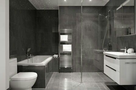 13 best Badkamer! images on Pinterest Bathroom, Half bathrooms and
