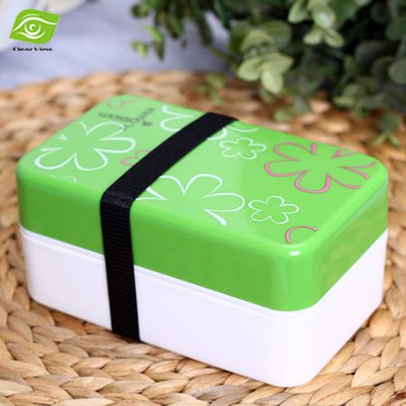 Cheap container for food, Buy Quality plastic container for food directly from China bento lunch Suppliers: Floral Printing Sushi Bento Lunch Box Microwave Oven Food Safe Plastic Container For Food 475ML Tableware