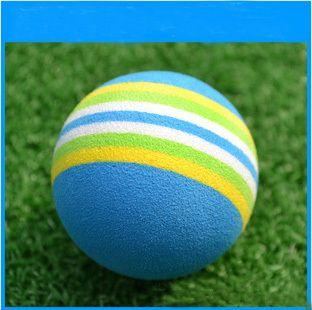 Купить товар100 шт. крытый мячи для гольфа мягкие мячи практика / физические упражнения губка мяч для гольфа синий / красный в категории Мячи для гольфана AliExpress.        100 шт. крытый гольф мягкие шарики практика/физические упражнения губка мяч для гольфа синий/красный