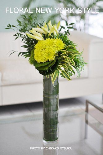 Fresh Flower Arrangement #7 by FLORAL NEW YORK, via Flickr