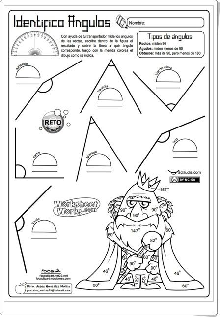 Identifico ángulos (Actiludis.com)