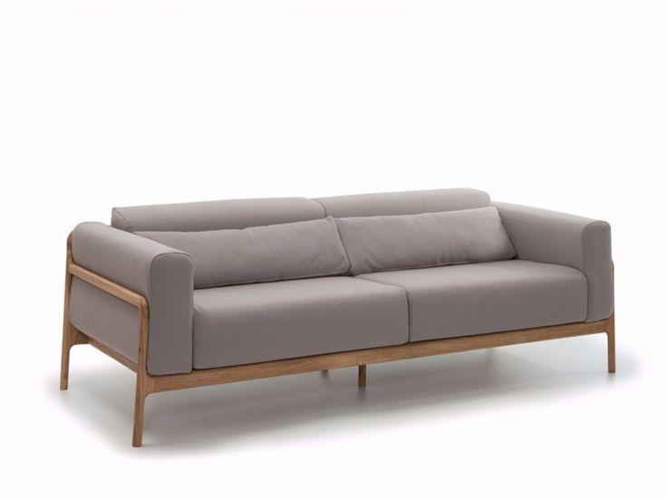 FAWN SOFA Sofa Fawn Collection by Gazzda design Salih Teskeredžic, Mustafa Cohadžic