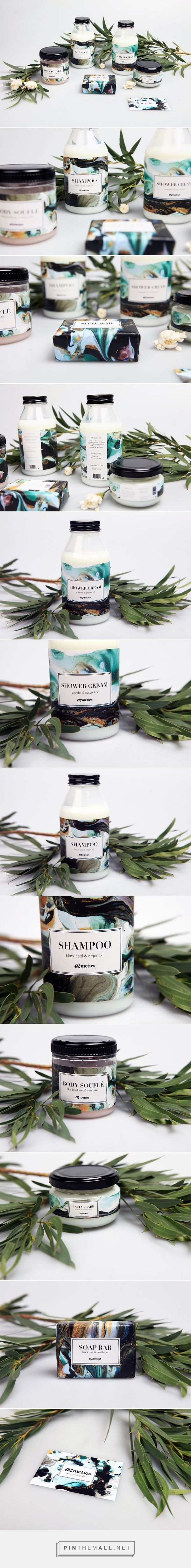 Ozmetics (Student Project) - Packaging of the World - Creative Package Design Gallery - http://www.packagingoftheworld.com/2016/09/ozmetics-student-project.html